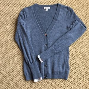 Woman's Burberry Brit Sweater Gray Size M